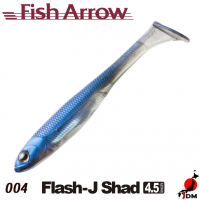 FISH ARROW Flash-J SHAD 4.5 IN 004