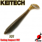 KEITECH SWING IMPACT FAT 4.3 IN 101