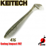 KEITECH SWING IMPACT FAT 4.3 IN 416