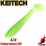 KEITECH SWING IMPACT FAT 4.8 IN 424