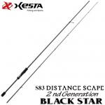 XESTA BLACK STAR 2ND GENERATION S83