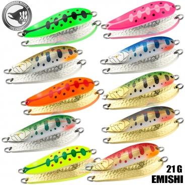 EMISHI SPOON 52 12.0 gr
