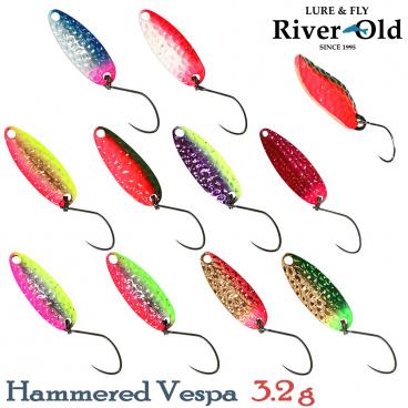 HAMMERED VESPA 3.2G