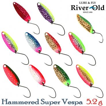 HAMMERED SUPER VESPA 5.2G