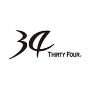 34 THIRTY FOUR