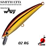 TROUTIN WAVY 65S 5.5 g