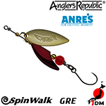 ANRE'S SPIN WALK SPW-2 2 g