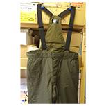 SHIMANO GORE-TEX® RB-014M WINTER SUIT color ORANGE/OLIVE