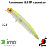 IMA KOMOMO 85SF COUNTER 001