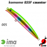 IMA KOMOMO 85SF COUNTER 003005