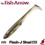 FISH ARROW Flash-J SHAD 4.5 IN 006