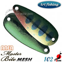 ART FISHING AREA BITE MESH 3.0 G 102