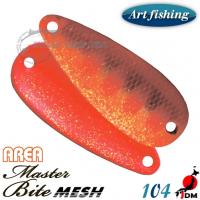 ART FISHING AREA BITE MESH 3.0 G 104