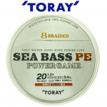 TORAY SEA BASS PE POWER GAME PE 1.0 150 M