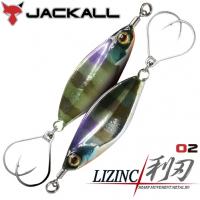 JACKALL LIZINC 1/2 OZ 2HL
