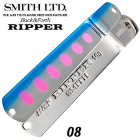 Smith BACK&FORTH RIPPER 13 g 08 BULL PIN