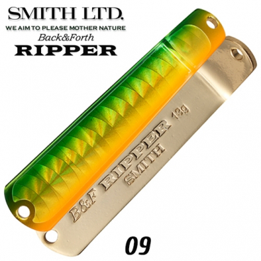 Smith Back/&Forth Ripper 13 g various colors trout spoon