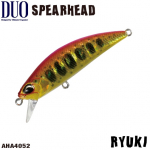 DUO SPEARHEAD RYUKI 50S MCC4036