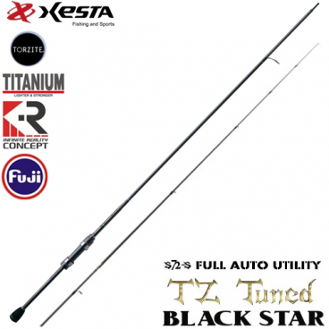 XESTA BLACK STAR TZ TUNED S72S