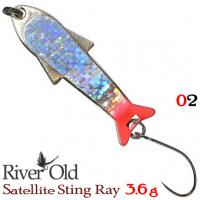 SATELLITE STING RAY 3.6 G 02