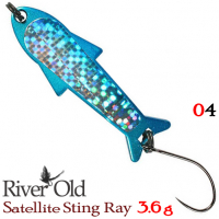 SATELLITE STING RAY 3.6 G 04