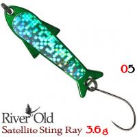 SATELLITE STING RAY 3.6 G 05