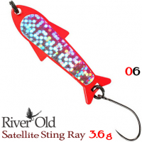 SATELLITE STING RAY 3.6 G 06