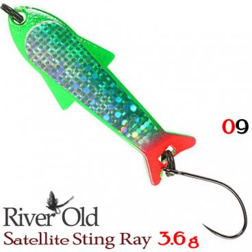 SATELLITE STING RAY 3.6 G 09