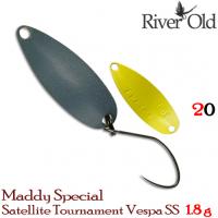 SATELLITE TOURNAMENT VESPA SS MADDY SPECIAL 1.8 G 20
