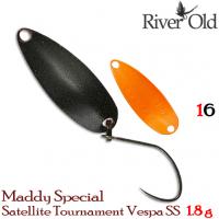 SATELLITE TOURNAMENT VESPA SS MADDY SPECIAL 1.8 G 16