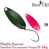 SATELLITE TOURNAMENT VESPA SS MADDY SPECIAL 1.8 G 18