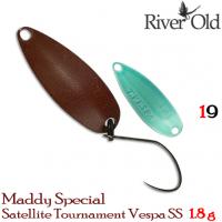 SATELLITE TOURNAMENT VESPA SS MADDY SPECIAL 1.8 G 19