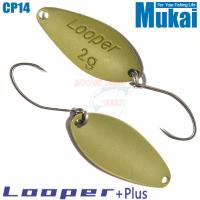 MUKAI LOOPER + Plus 1.6 G CP14