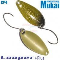 MUKAI LOOPER + Plus 2.0 G CP4
