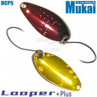MUKAI LOOPER + Plus 1.6 G DCP5