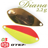 ROB LURE DIANA 2.2 G 03