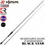 XESTA BLACK STAR 2ND GENERATION S83