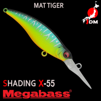 MEGABASS SHADING-X55 16