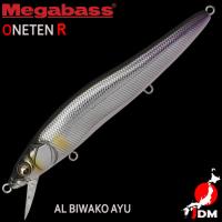 MEGABASS ONETEN R 02