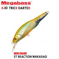 MEGABASS X-80 TRICK DARTER 171