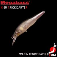 MEGABASS X-80 TRICK DARTER 42