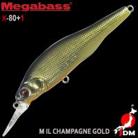 MEGABASS X-80+1 09