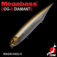 MEGABASS DOG-X DIAMANTE 10
