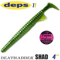 DEPS DEATHADDER SHAD 4 INCH 11