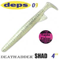 DEPS DEATHADDER SHAD 4 INCH 09