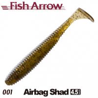 FISH ARROW Airbag Shad 4.5 IN 01