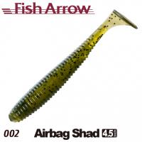 FISH ARROW Airbag Shad 4.5 IN 02