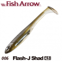 FISH ARROW Flash-J SHAD 4.5 IN 06