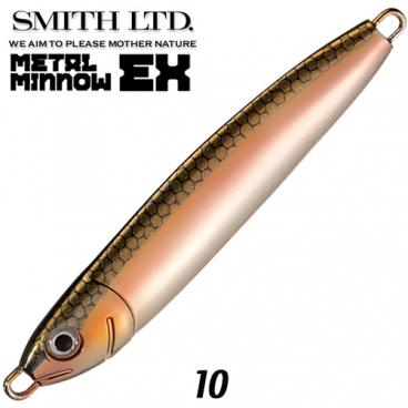 Smith METAL MINNOW EX 14.5 g 10 WAKASAGI