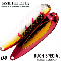 SMITH BUCH SPECIAL JAPAN VERSION 18 G 04